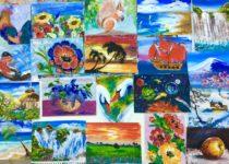 Рисование для детей, студия рисования для детей в Туле, правополушарное рисование для детей в Туле